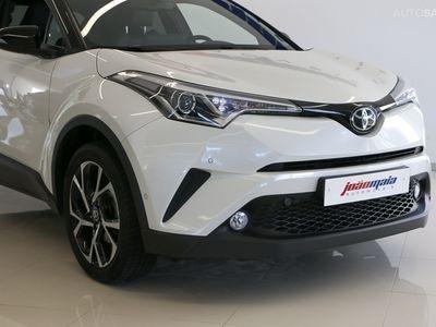 usado Toyota C-HR 1.2 Turbo Sytle (GPS/Pele/Câmara/JLL 18) (28.000 KMS)