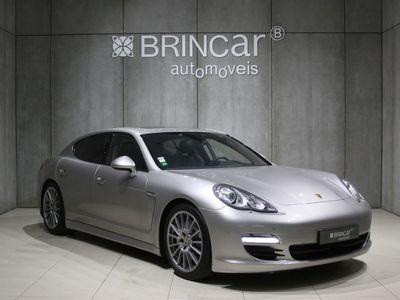 gebraucht Porsche Panamera Diesel 3.0 V6 (250cv)