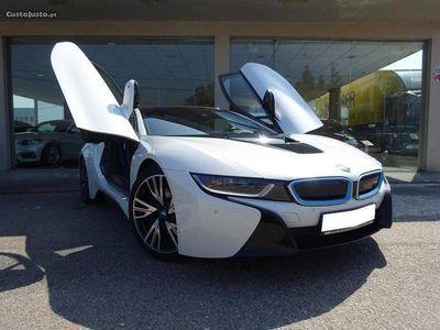 usado BMW i8 E-Drive 365cv