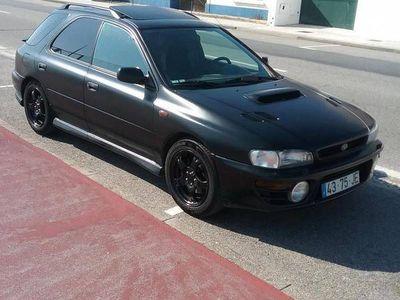 usado Subaru Impreza Gt Turbo 4wD Sw - 97