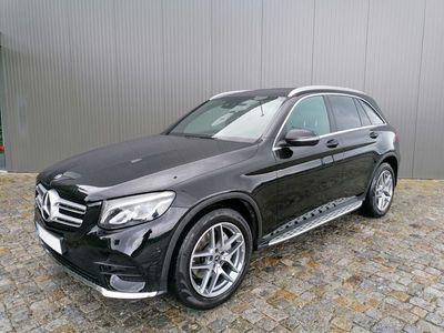 usado Mercedes GLC250 D 4matic 9G AMG