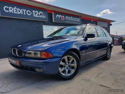 usado BMW 525 TDS