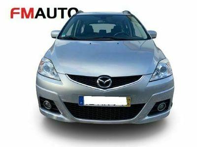 usado Mazda 5 2.0 MZR Exclusive 143 cv