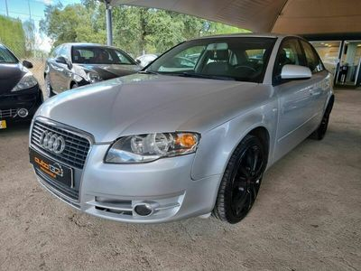 usado Audi A4 2.0 TDI 140 CV