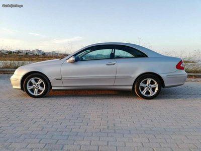 usado Mercedes CLK270 CDI AVANTGARD