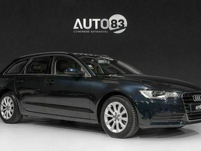 usado Audi A6 Avant 3.0 TDi V6 Sport