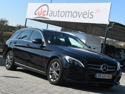 usado Mercedes C300 BlueTEC Hybrid Station Avantgard 7G-Trónic