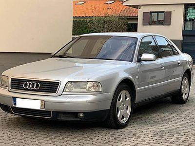 usado Audi A8 3.7 V8 Quattro