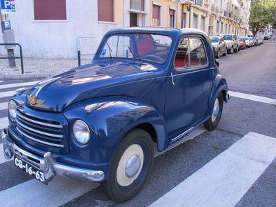 usado Fiat 500 TOPOLINO