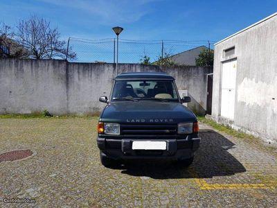 usado Land Rover Discovery I 2.5 TDI