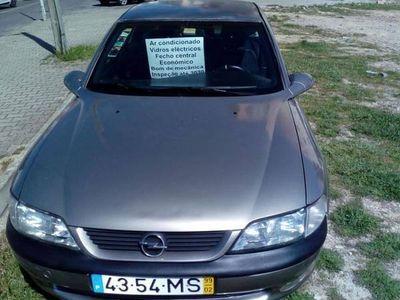 brugt Opel Vectra 2.0