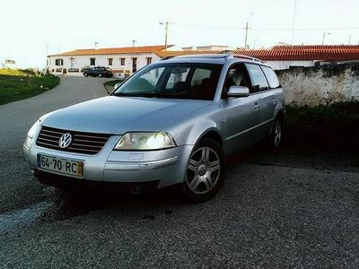 usado VW Passat 130cv top gama - 01