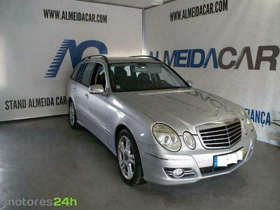 usado Mercedes 280 Classe E StationCDi Avantgarde