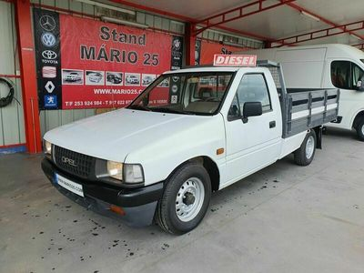 usado Opel Campo TFR