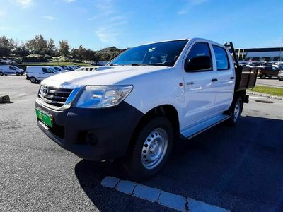 usado Toyota HiLux Pick-up 2.5 D-4D 4x4 144CV
