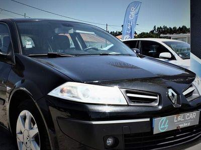 usado Renault Mégane exclusive 1.5 dci