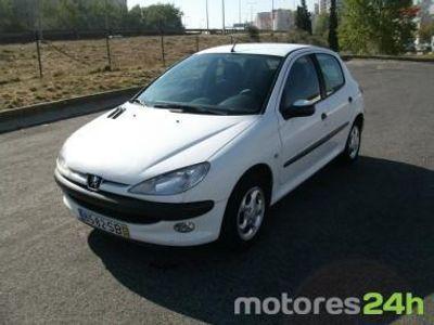 usado Peugeot 206 1.1 XR 5P