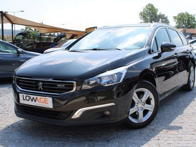 used Peugeot 508 SW 1.6 Bluehdi Active 120cv