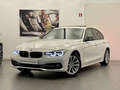 usado BMW 330e Serie 3iPerformance Line Sport 2017