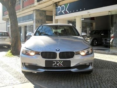 usado BMW 318 D Touring line Luxury