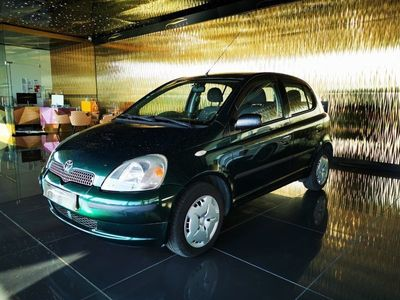 usado Toyota Yaris 1.0 Nacional