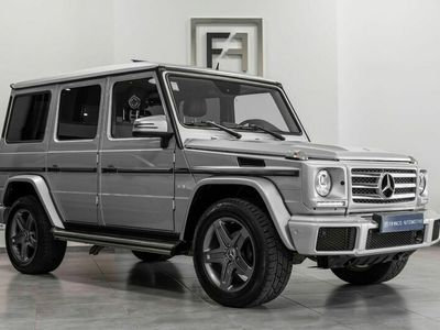 usado Mercedes G500 V8 4.0 BI TURBO