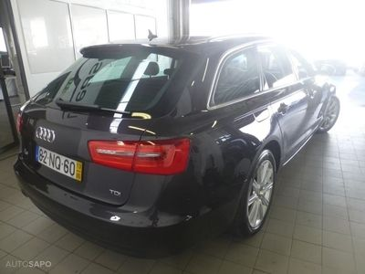 usado Audi A6 2.0 TDi Business Line Multitro