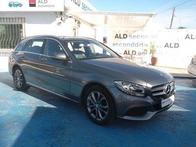 usado Mercedes C300 HYBRID AVANTARDEViatura de serviço