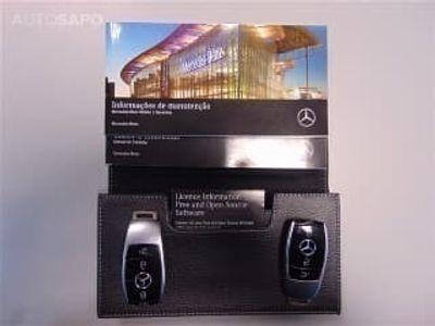 usado Mercedes E220 Classe194Cv 9G-Tronic