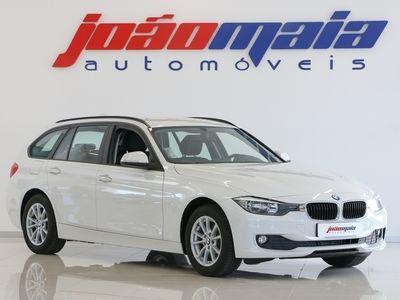 usado BMW 318 Série 3 d 143Cv Touring Navigation (GPS) (97.000 Kms)