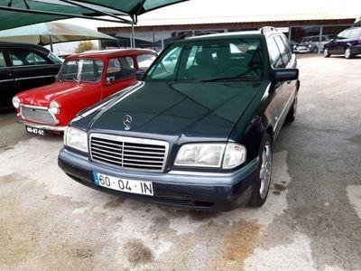 brugt Mercedes 180 GPL