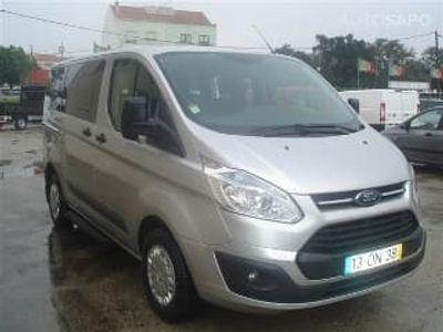 usado Ford Custom Tourneo Custom300L1 2.2 H1-T.N.Trend (125cv) (5p)