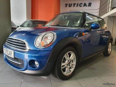 usado Mini ONE 1.6 d motor BMW