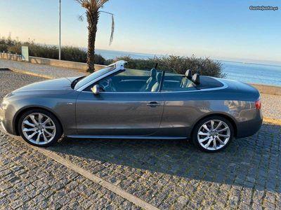 usado Audi A5 Cabriolet 2.0 Tdi 190cv