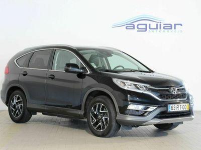 usado Honda CR-V 1.6 DTEC Elegance Navi 4WD 9AT