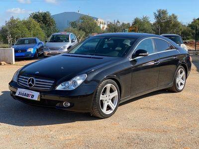 usado Mercedes CLS320 ---