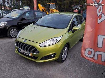usado Ford Fiesta 1.5 TDci Titanium -