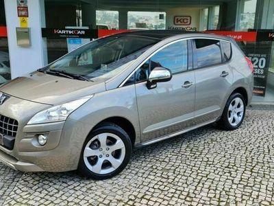 usado Peugeot 3008 1.6 HDi Premium