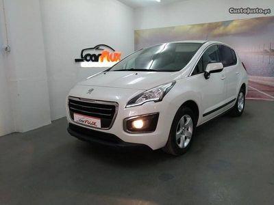 brugt Peugeot 3008 1.6 Bluehdi 120cv