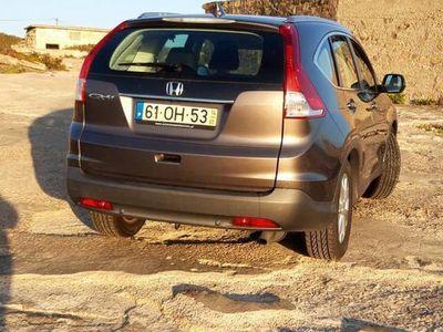 usado Honda CR-V Elegance