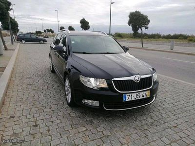used Skoda Superb 1.9TDI