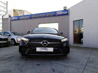 usado Mercedes 300 d cls amg full