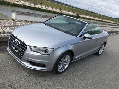 usado Audi A3 Cabriolet Sport