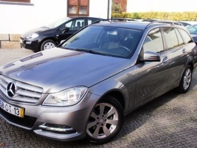 usado Mercedes C200 CDI Station 136 cv