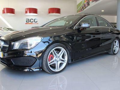 gebraucht Mercedes CLA220 CDI AMG AUTO 170CV
