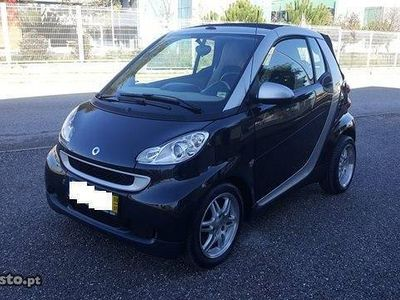 brugt Smart ForTwo Cabrio 1.0 Mhd