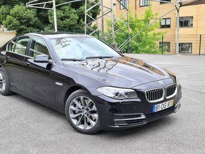 usado BMW 535 D Nacional GPS