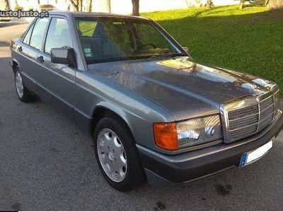 usado Mercedes 190 2.5 D