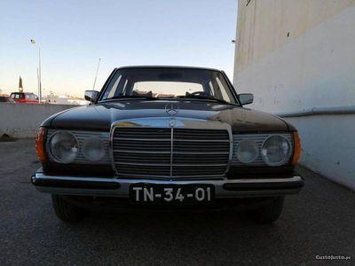 usado Mercedes 300 W123