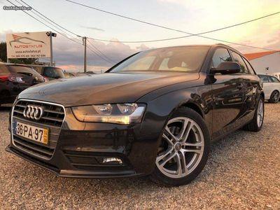 gebraucht Audi A4 avant 2.0 tdi 163